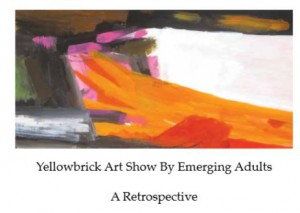 Yellowbrick Art Therapy Art Show