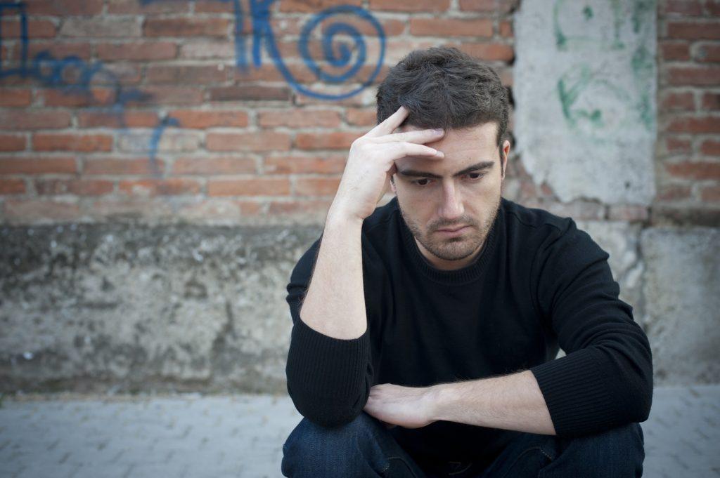 symptoms of shame