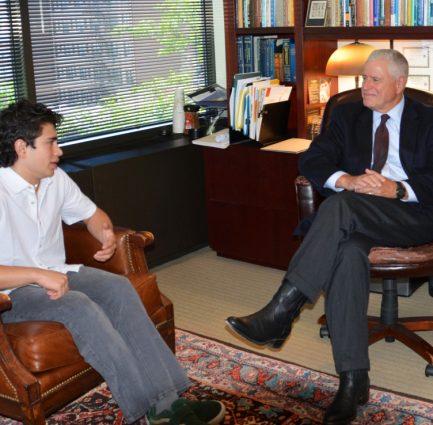 Jesse Viner, CEO/Chief Medical Officer interview by Jeffrey Arnett Ph.D., Professor of Developmental Psychology at Clarke University and originator of the term Emerging Adult.