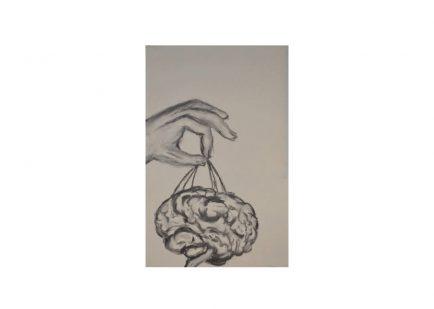 Holding a fragile brain - Sam K.