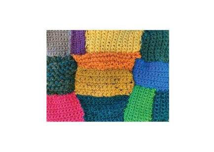 Knitting pieces together - Madyn