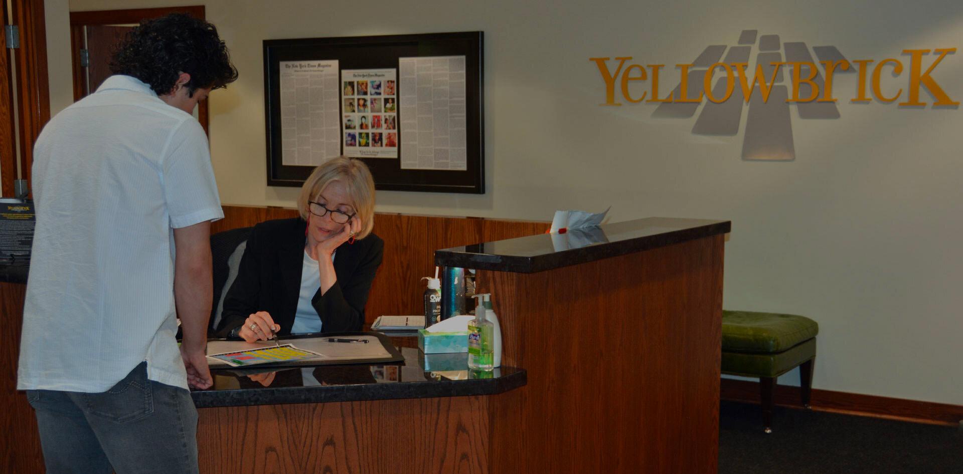 Welcome to Yellowbrick
