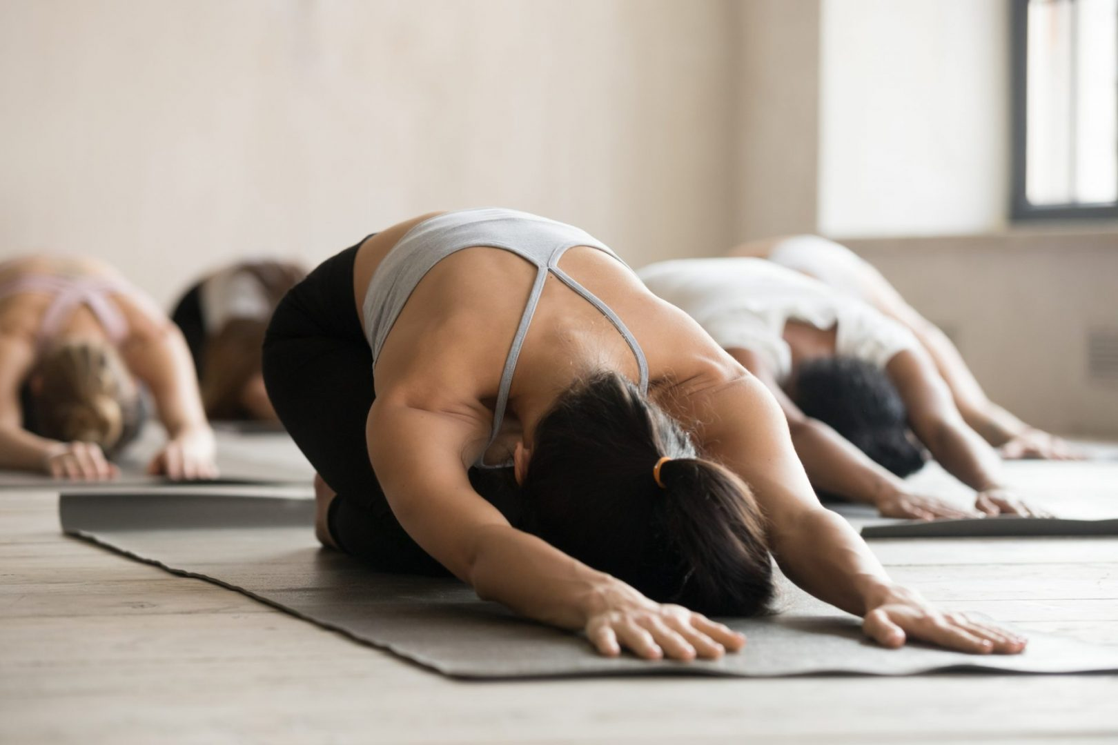 5 Yoga Moves to Help with Anxiety